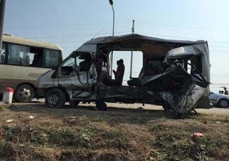 Tai nạn thảm khốc ở Hà Nội: Lời kể kinh hoàng của người chứng kiến