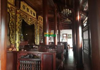 Cận cảnh biệt phủ bằng gỗ quý của Chi cục trưởng Kiểm lâm Quảng Trị