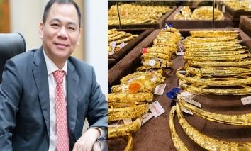 Tin tức kinh doanh hot 24h ngày 24/1: Giá xăng lao dốc, Tỷ phú Phạm Nhật Vượng tung 'át chủ bài' mới