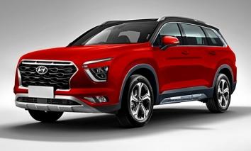 Lộ diễn SUV 7 chỗ mới toanh của Hyundai – Đẹp như Huyndai Santa FE, cạnh tranh với Toyota Rush