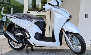 Honda SH 350i 2021 rục rịch về Việt Nam sẽ có giá bao nhiêu?