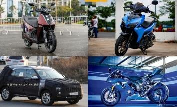 Tin xe hot nhất 21/1: 'Mãnh tướng' nhà VinFast chốt giá bán, Hyundai giới thiệu SUV 7 chỗ mới toanh