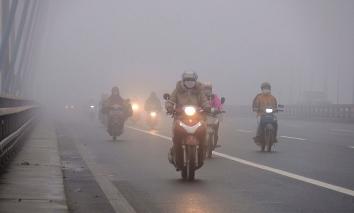 Bản tin dự báo thời tiết đêm nay, ngày mai 25-26/1: Bắc Bộ mưa nhỏ nhiều sương, Trung và Nam Bộ có nắng mưa vài nơi