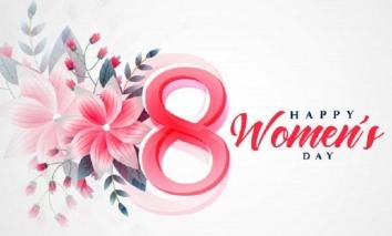 999 mẫu thiệp chúc mừng 8/3 đẹp và ý nghĩa cho ngày Quốc tế Phụ nữ