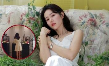Son Ye Jin bị 'người qua đường' bóc nhan sắc thật hậu công khai hẹn hò Son Ye Jin