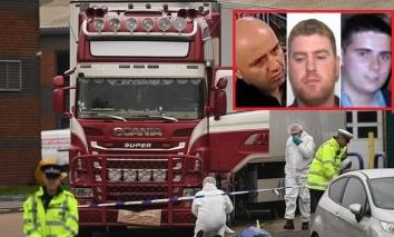 Phán quyết cuối cùng của tòa án Anh về vụ 39 người Việt tử nạn trong xe container