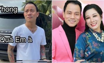 Chế Phong lần đầu lộ diện hậu ly hôn Thanh Thanh Hiền: Gương mặt hốc hác đến viếng cố ca sĩ Vân Quang Long