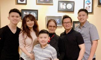 Mẹ Bằng Kiều tiết lộ quá khứ chưa từng công khai của nam ca sĩ, thừa nhận mối quan hệ gây ngỡ ngàng với Trizzie Phương Trinh