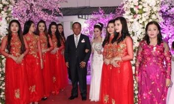 Đại gia Việt gây sốc khi tặng của hồi môn cho con gái có… 300 tỷ đồng