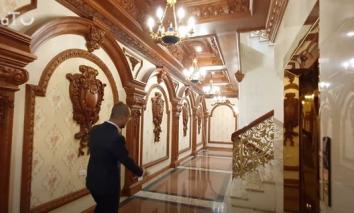 'Soi' cung điện lớn nhất Đông Nam Á của đại gia Thành Thắng Group 'hoành tráng' ra sao?