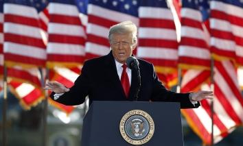 Trump tìm được 'át chủ bài' cho phiên luận tội thứ hai