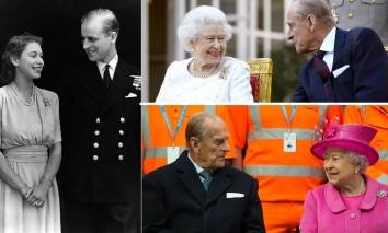 Chuyện tình đẹp như cổ tích của Nữ hoàng Elizabeth và Hoàng thân Philip