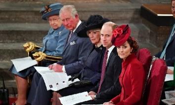 Nữ hoàng Anh mất cả đêm để gỡ 'bom tấn' do vợ chồng Harry quăng ra