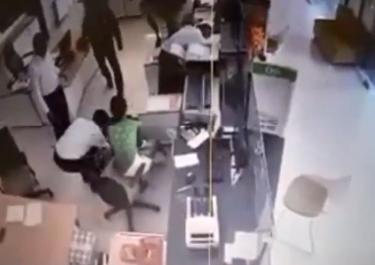 Vụ cướp ngân hàng Trà Vinh: Dấu hiệu