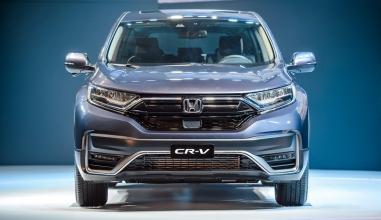 Honda CR-V bản đặc biệt cạnh tranh cùng Mazda CX-5, giá đề xuất 1,138 tỷ