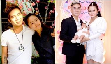 Vừa gợi lại quá khứ của chồng với Lương Bích Hữu, vợ Khánh Đơn bất ngờ đăng đàn cảnh cáo người sân si với hạnh phúc của mình