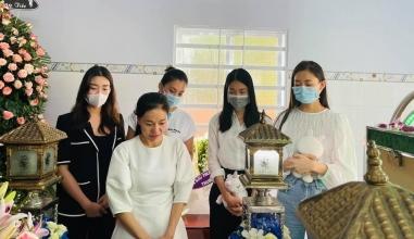 Hoa hậu Tiểu Vy, Đỗ Mỹ Linh xuống tận nhà viếng bé 5 tuổi xấu số ở Vũng Tàu