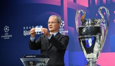 Kết quả bốc thăm tứ kết Cúp C1 - Champions League: Quá nhiều chung kết sớm
