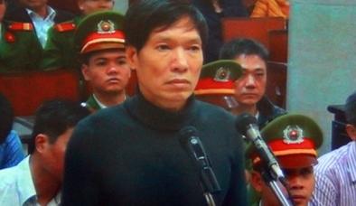 Dương Tự Trọng bị tuyên phạt 18 năm tù