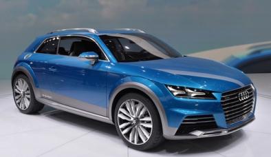 Detroit Auto Show 2014 : Audi concept uống xăng như....xe máy