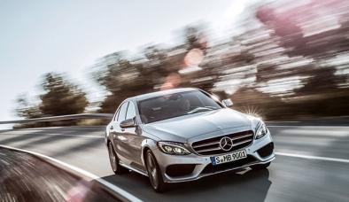 Mercedes-Benz C-Class tiêu tốn 2l/100km