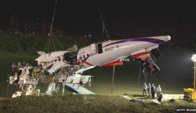 Thi thể nạn nhân máy bay Đài Loan có thể đã trôi ra biển