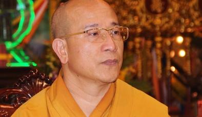 Chính thức bãi nhiệm hết chức vụ của trụ trì chùa Ba Vàng trong Giáo hội