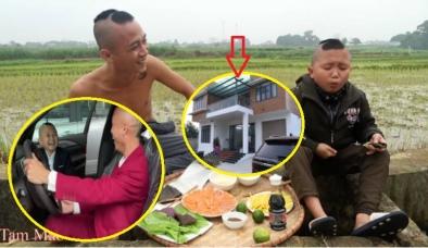 Anh em Tam Mao TV vung tay tậu VinFast Lux SA2.0 khi vừa xây biệt thự khủng