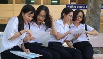 Đáp án chính thức kỳ thi tuyển sinh lớp 10 của Sở GD-ĐT TP.HCM