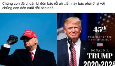 Bầu cử Tổng thống Mỹ: Sao Việt hải ngoại nín thở cầu nguyện cho nhà cầm quyền tương lai