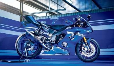 Yamaha R6 phiên bản hoàn toàn mới chuẩn bị ra mắt, đối thủ nặng ký của Kawasaki Ninja ZX và Honda CBR600