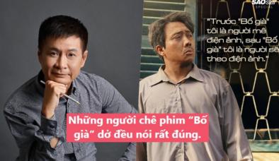 Đạo diễn Lê Hoàng bất ngờ chia sẻ cái hay - dở về phim 'Bố già' của Trấn Thành