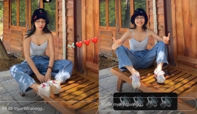 Nhận 'gạch đá' vì đăng ảnh phản cảm, con gái Diva Mỹ Linh nói gì?