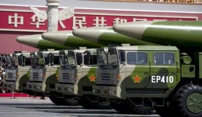 Trung Quốc phóng tên lửa diệt hạm ra Biển Đông để 'dằn mặt' Mỹ