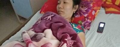 Tạm đình chỉ nữ hộ sinh cấp nhầm thuốc phá thai khiến sản phụ mất con