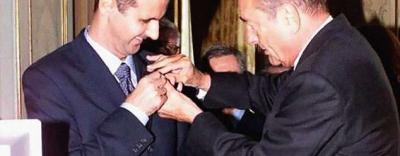 Syria trả lại huân chương Bắc đẩu Bội tinh cho Pháp