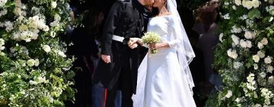 Toàn bộ hoa trang trí hôn lễ của Hoàng tử Harry và Công nương Meghan đã dùng cho việc ý nghĩa này