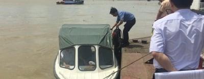 Thông tin mới nhất về đại úy công an mất tích trong vụ ca nô tông sà lan