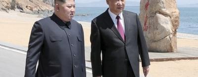 Kim Jong-un đề nghị Trung Quốc hỗ trợ