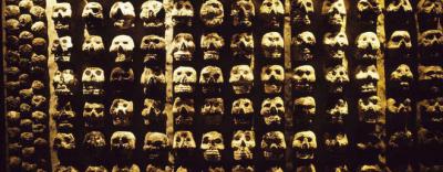 Bí ẩn tháp đầu lâu ở Mexico khiến người Tây Ban Nha hoảng sợ khi chinh phạt