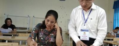 Sẽ họp báo công bố sai phạm về điểm thi THPT quốc gia 2018 tại Hà Giang