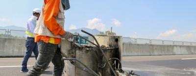 Sửa xong hư hỏng trên cao tốc Đà Nẵng – Quảng Ngãi, chủ đầu tư sẽ xin thu phí trở lại