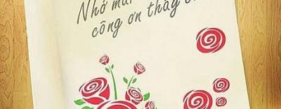 Ngày 20/11: Những bài văn hay và xúc động nhất viết về thầy cô, giáo