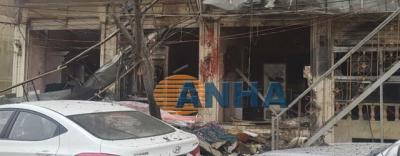 Đánh bom liều chết ở Manbij: Công bố video khoảnh khắc vụ nổ bom kinh hoàng