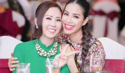 Hoa hậu Thu Hoài tiết lộ giới tính thật của Trấn Thành