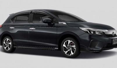 Honda City Hatchback 2021: Thể thao, cá tính với gói độ chính hãng Modulo khiến mọi đối thủ phải trầm trồ
