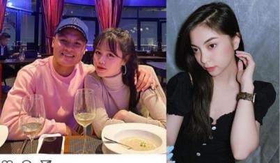 Nhật Lê 'bất cần' khi Quang Hải công khai bạn gái mới, thái độ gây chú ý