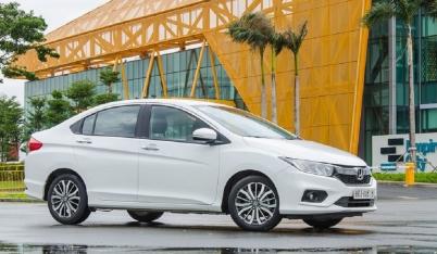 Honda City rớt giá không phanh, bằng Kia Morning nguyên đai nguyên kiện