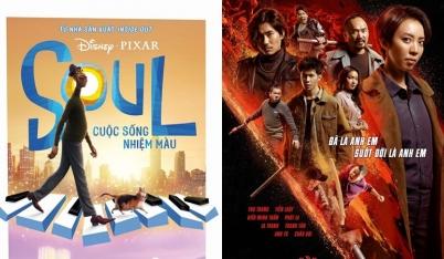 Giáng Sinh 2020 có 3 bộ phim chiếu rạp 'đỉnh của chóp' bố mẹ có thể cho con đi xem