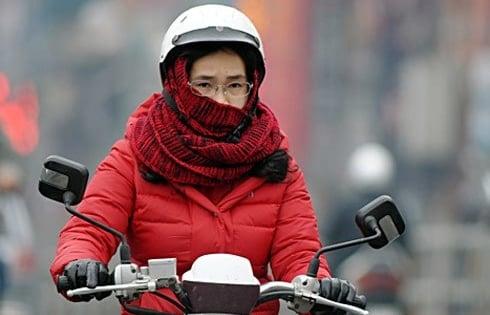 Miền Bắc chuẩn bị đón không khí lạnh, nhiệt độ xuống 6 độ C